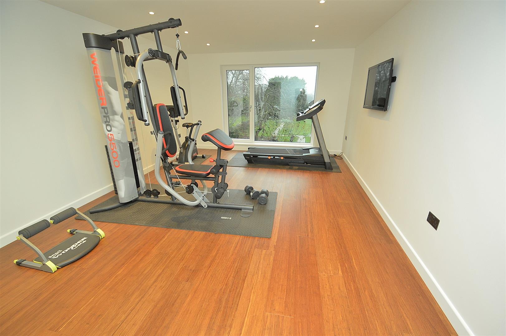 Bedroom 5/Gym